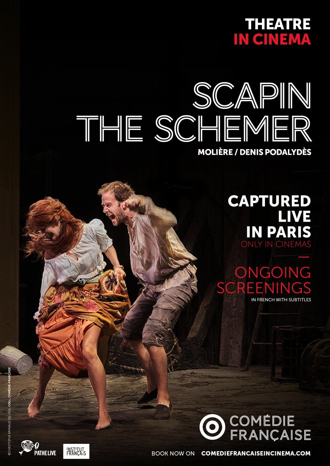 Les Fourberies de Scapin (Theatre On Screen)