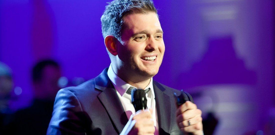 Michael Buble at Talking Stick Resort Arena Phoenix AZ