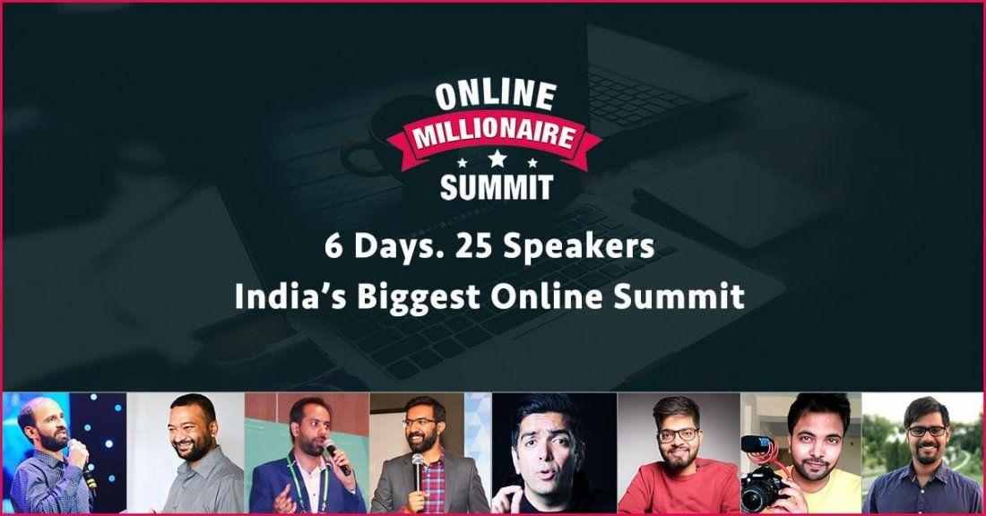 Indias Biggest Online Business Summit - 2019
