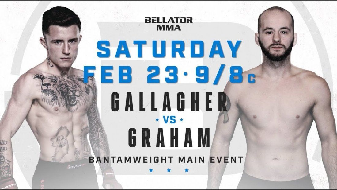 [MMA Bellator 217 2019] LiveStream Gallagher vs Graham Live 2019