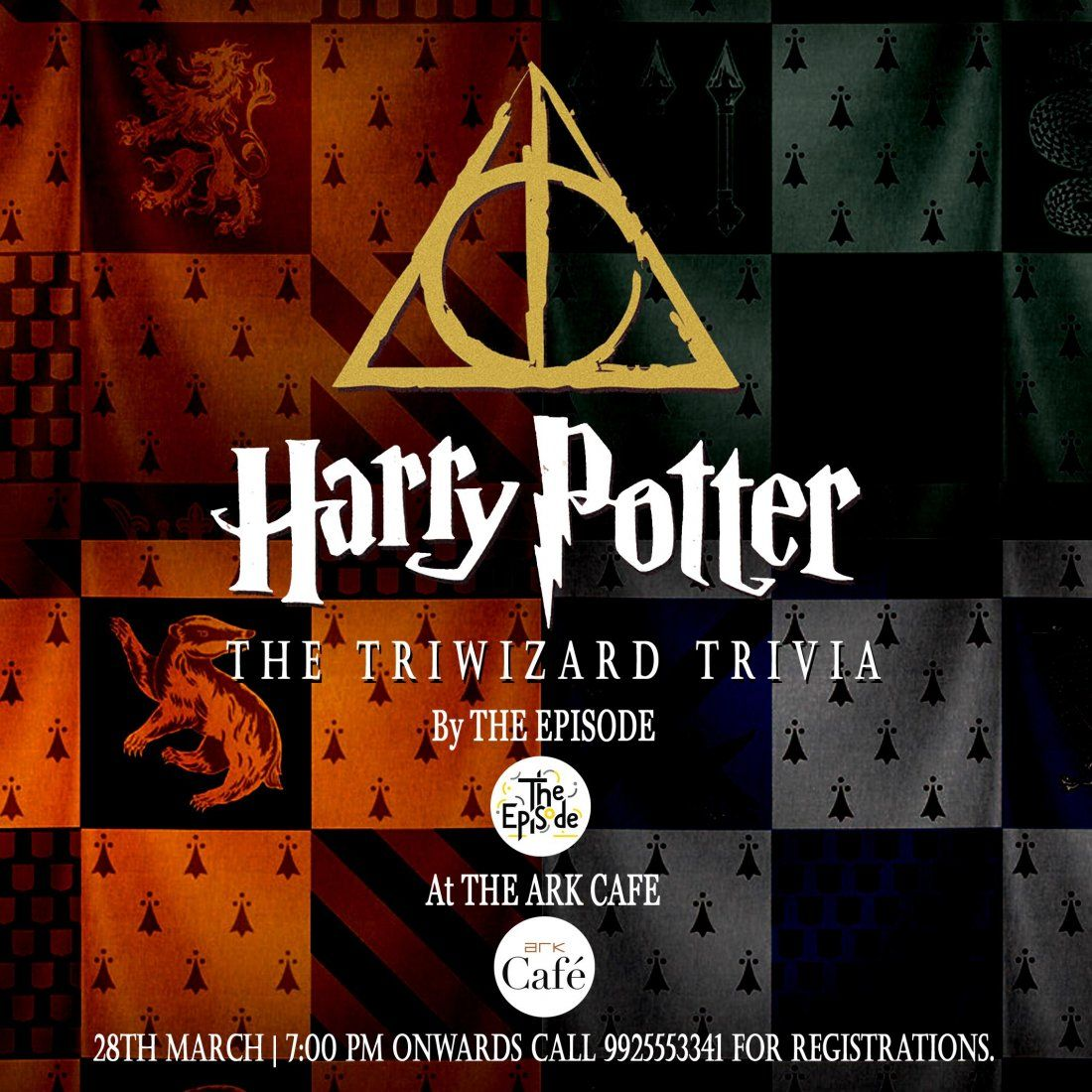 Harry Potter - The Triwizard Trivia