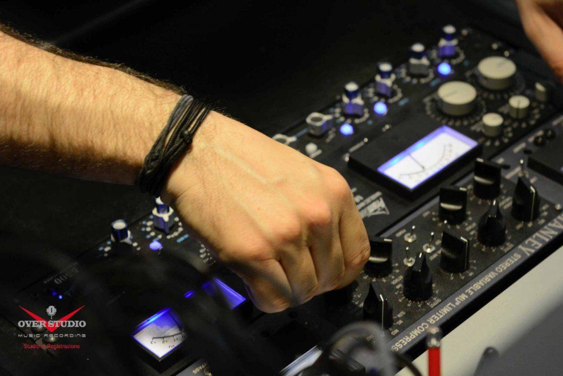 Corso di Mastering per tecnico del suono