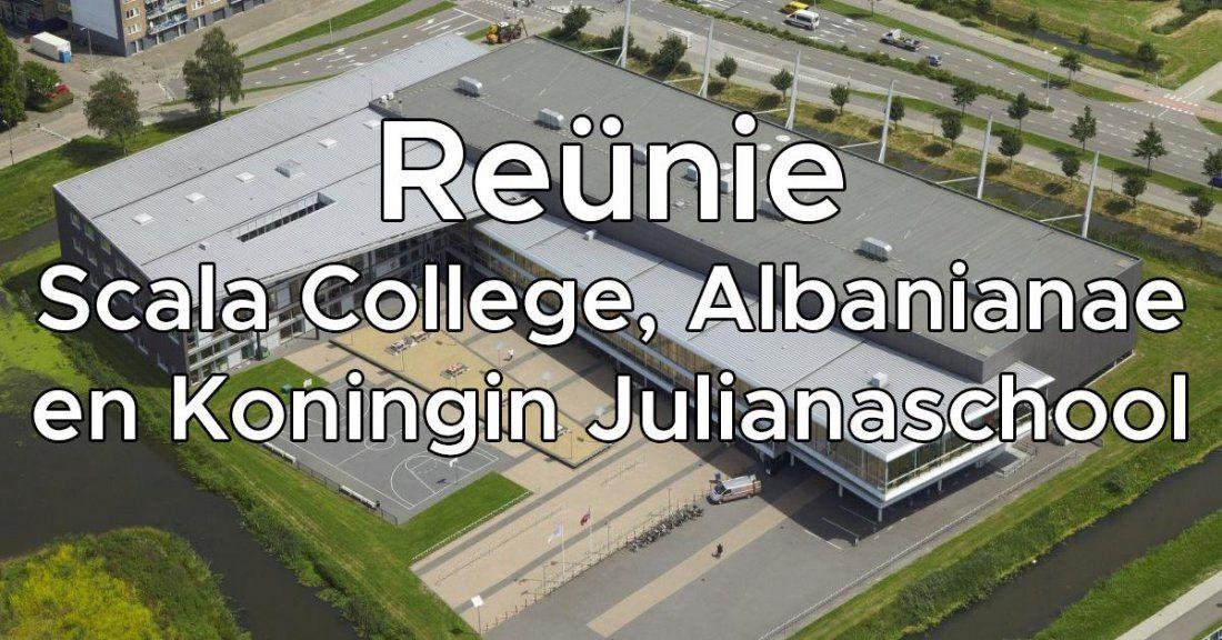 Renie Scala College Albanianae Koningin Julianaschool
