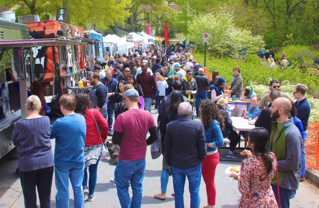 The Eighth Annual Spring Festival on Ponce