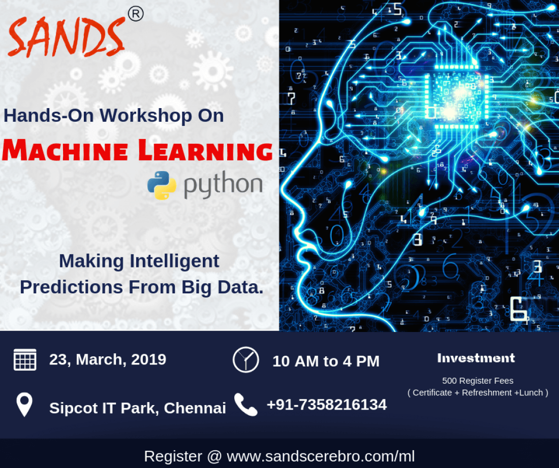 Hands-On Machine Learning Workshop