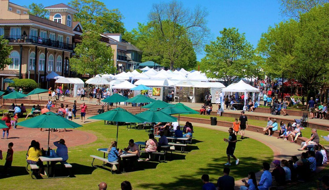 The Third Annual Duluth Spring Arts Festival