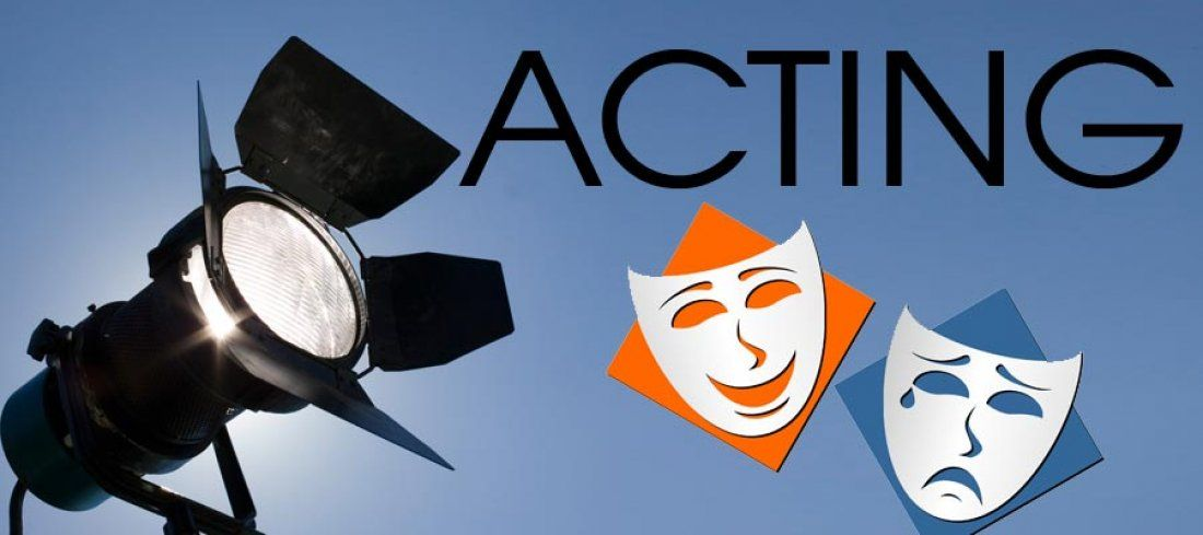 Acting summer course