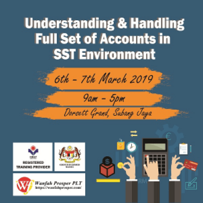 Understanding And Handling Full Set Of Accounts In SST Environment