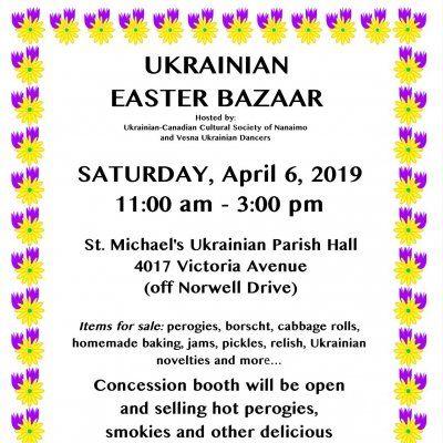 Ukrainian Easter Bazaar