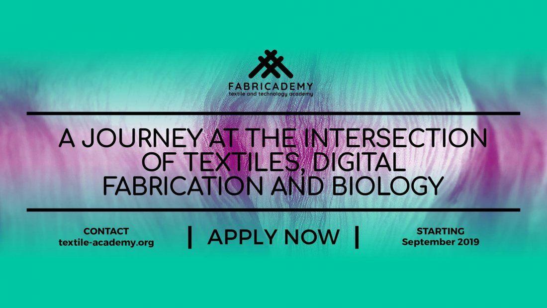 Fabricademy- Textile Academy