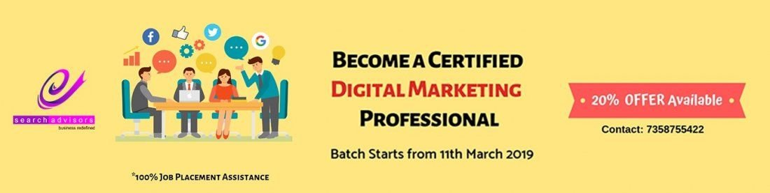 Become a Certified Digital Marketer