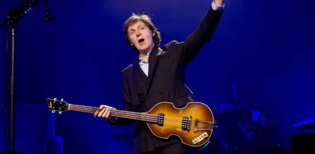 Paul McCartney at Talking Stick Resort Arena Phoenix AZ