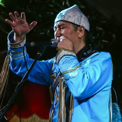 &quotHealing Power of Altaic Throat Singing&quot Alexey Chichakov