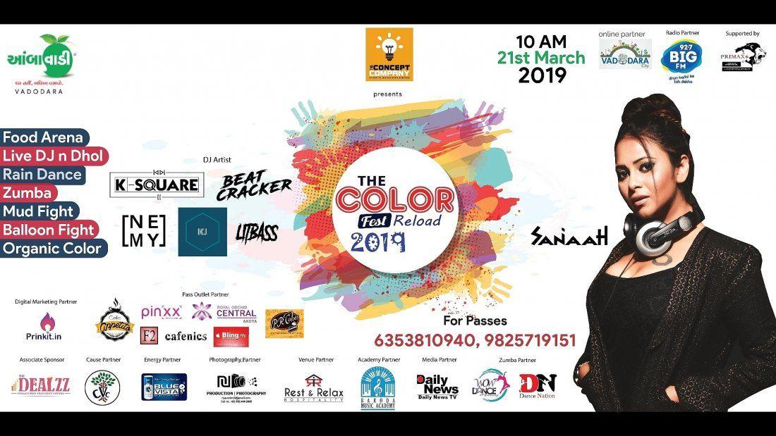 The color fest 2019