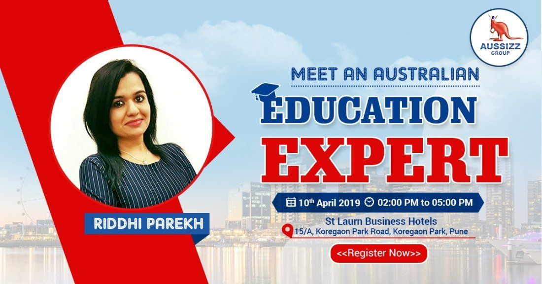 FREE Meet the Australian Education Expert in Pune