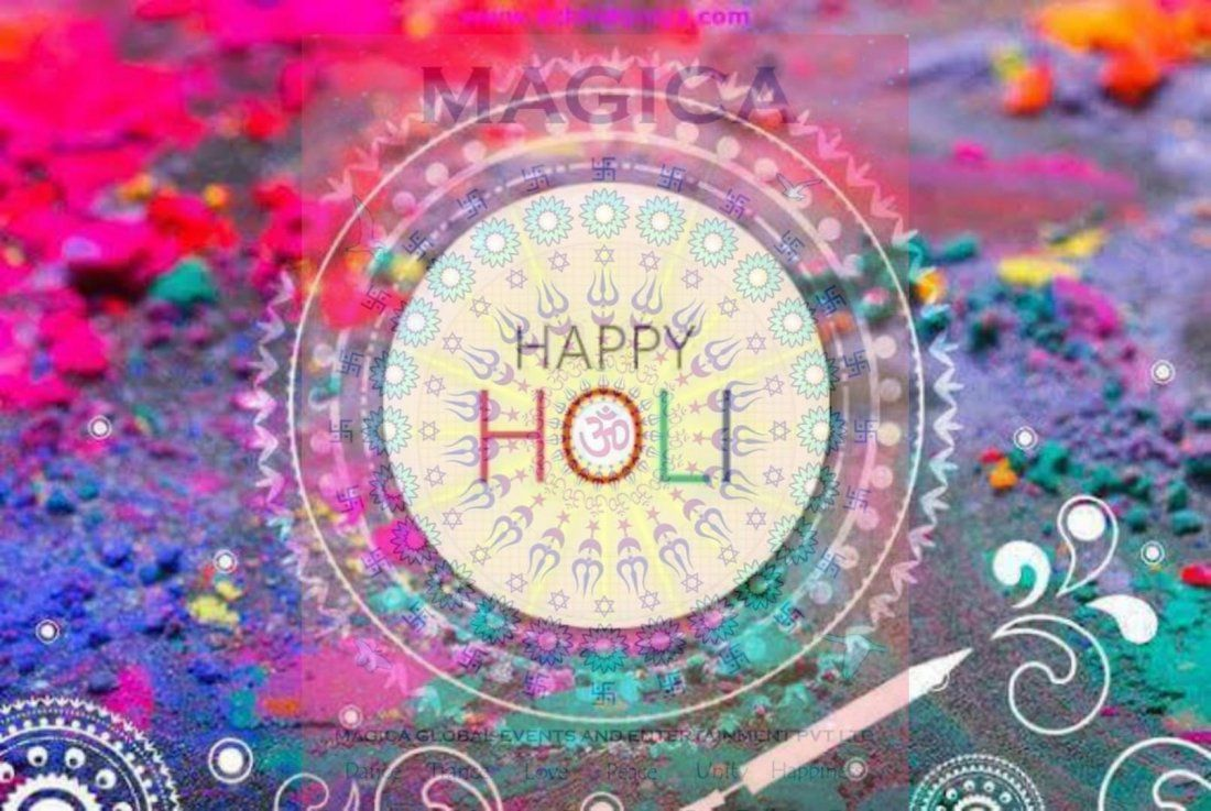 Happy Holi Celebration 2019