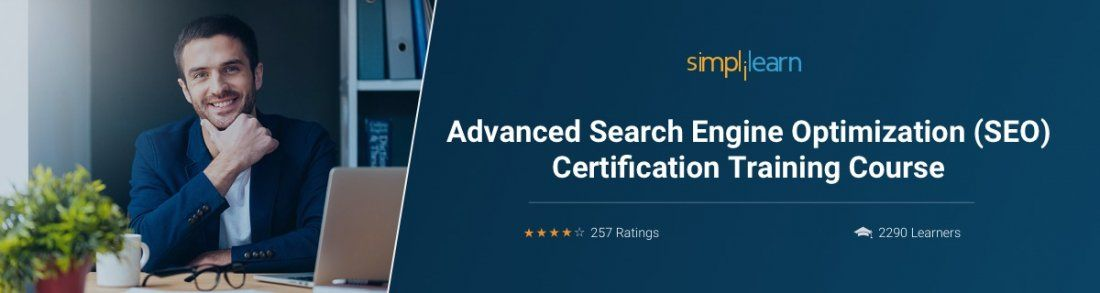 Advanced Search Engine Optimization (SEO) Certification Training in Ahmedabad India