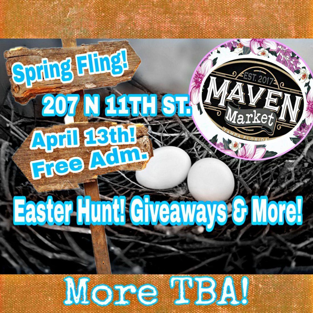 Maven Market Spring Fling marketfest