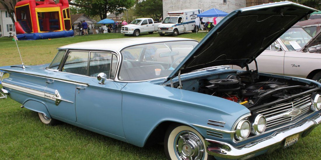 Spring Family Fun Day and Car show