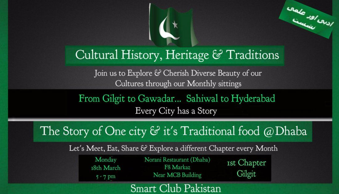 Social Meetup to Explore Pakistani Cultures and Traditions