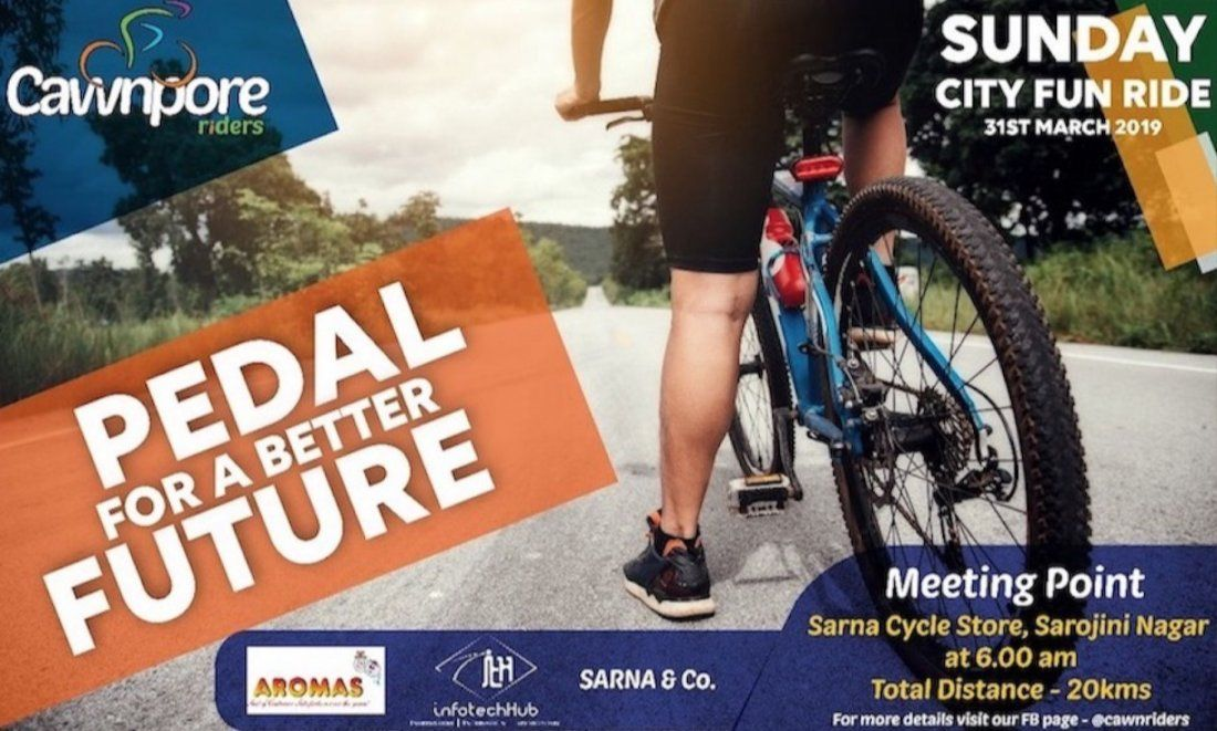 PEDAL FOR A BETTER FUTURE