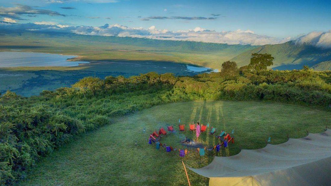 Ngorongoro Crater and Serengeti Easter Safari 2019.