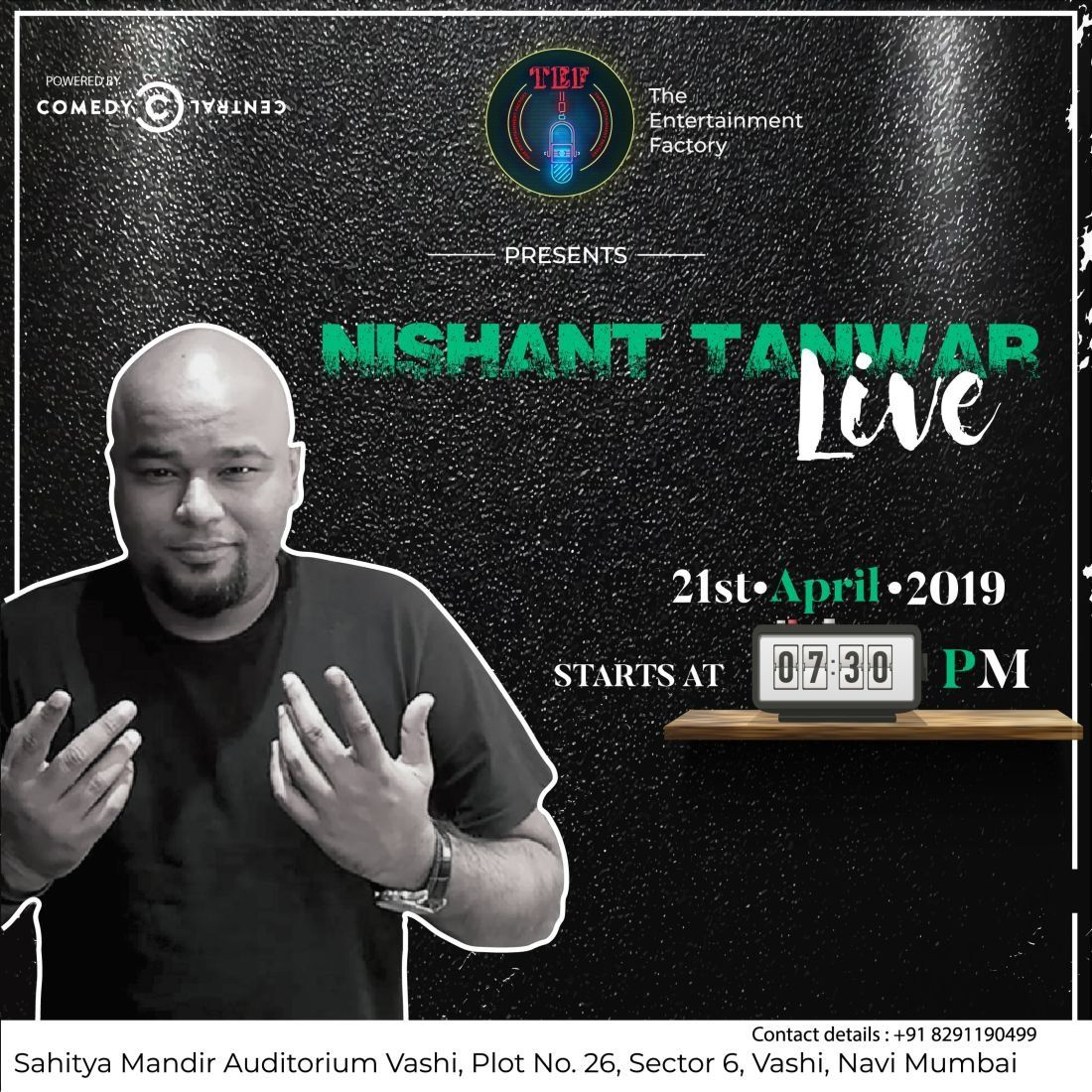 Nishant Tanwar Live