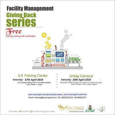 FREE FACILITY MANAGEMENT TRAINING