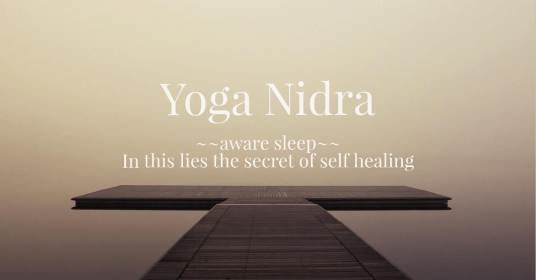 Yoga Nidra - yoga sleep