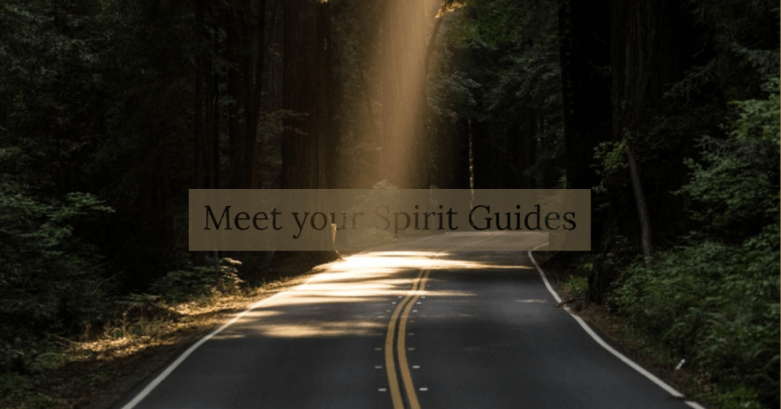 Meet your Spirit Guides