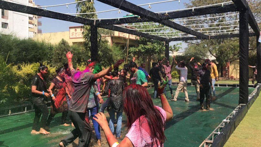 Udaipur Holi Fest 2019