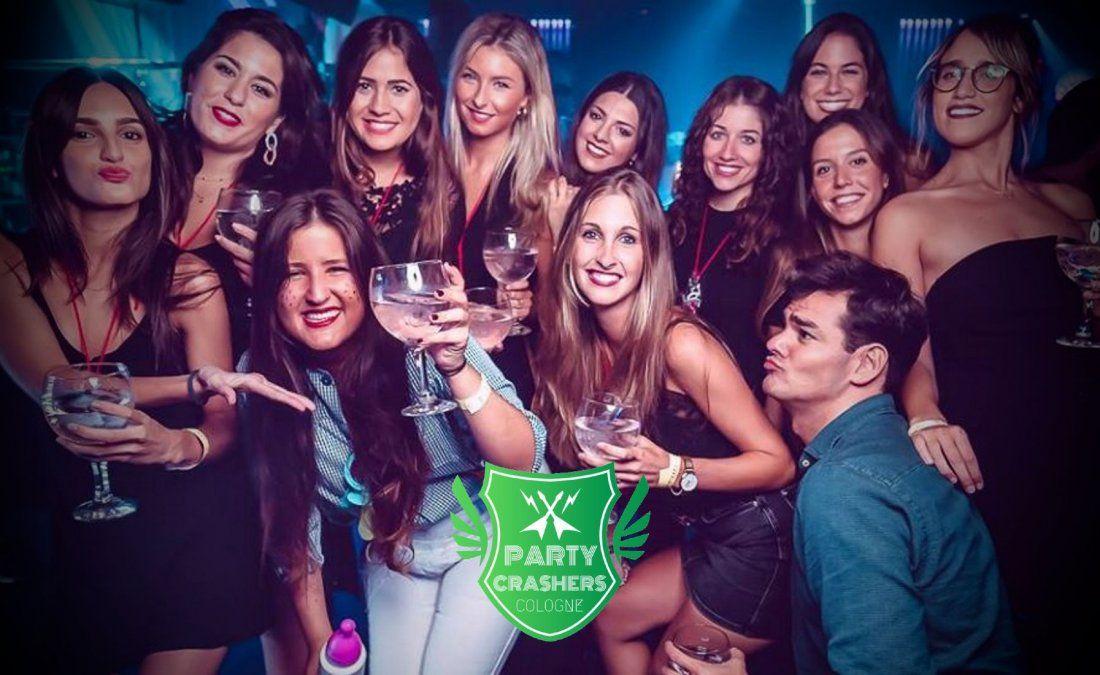 Party Crashers Cologne - PUBCRAWL  PARTYTOUR in COLOGNE