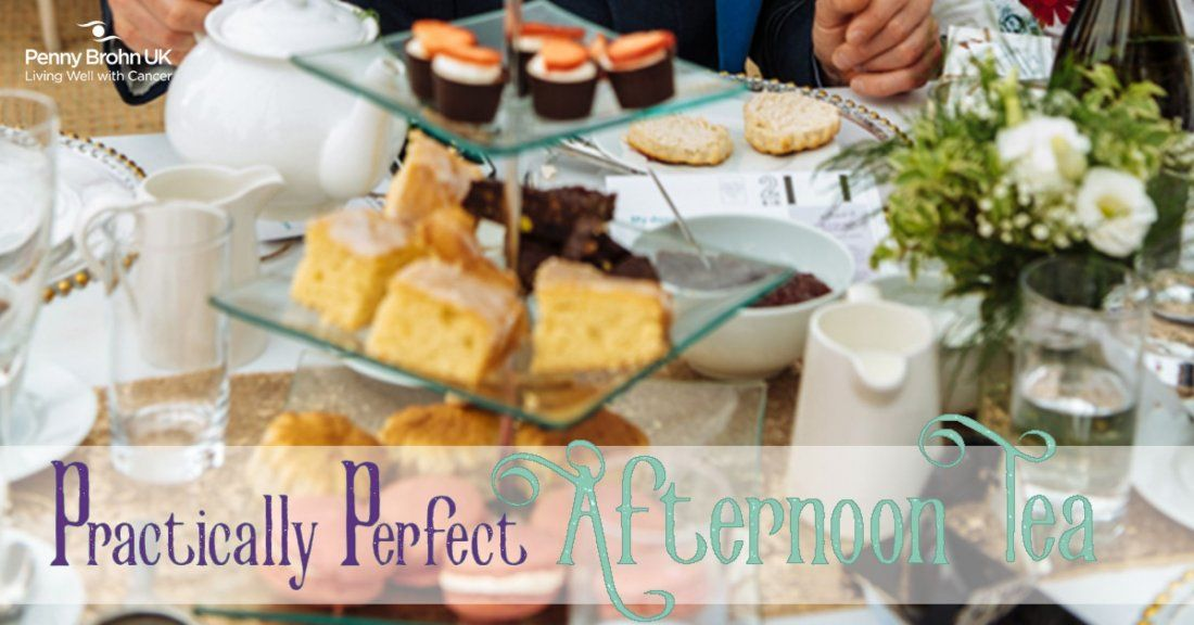 Practically Perfect Afternoon Tea