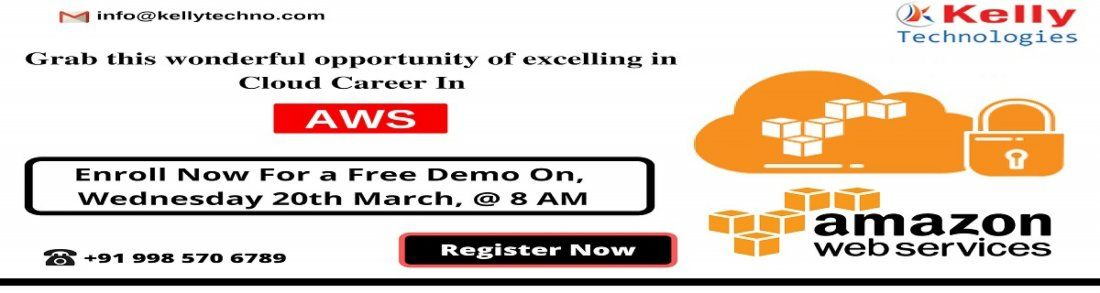 Free AWS Training Demo in Hyderabad