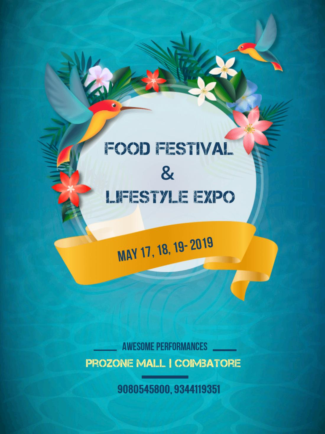 Food festival - 2019