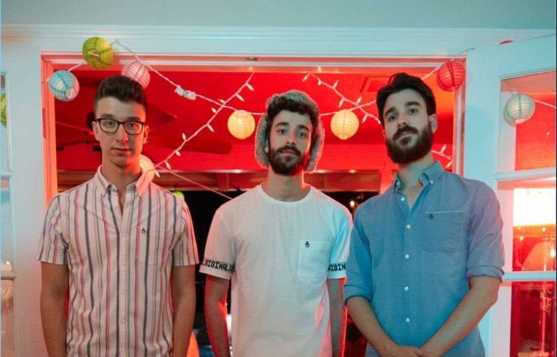 AJR at Indiana Farmers Coliseum Indianapolis IN