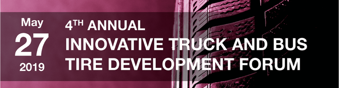 4th Annual Innovative Truck and Bus Tire Development Forum