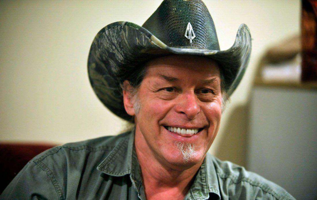 Ted Nugent at Celebrity Theatre - AZ Phoenix AZ