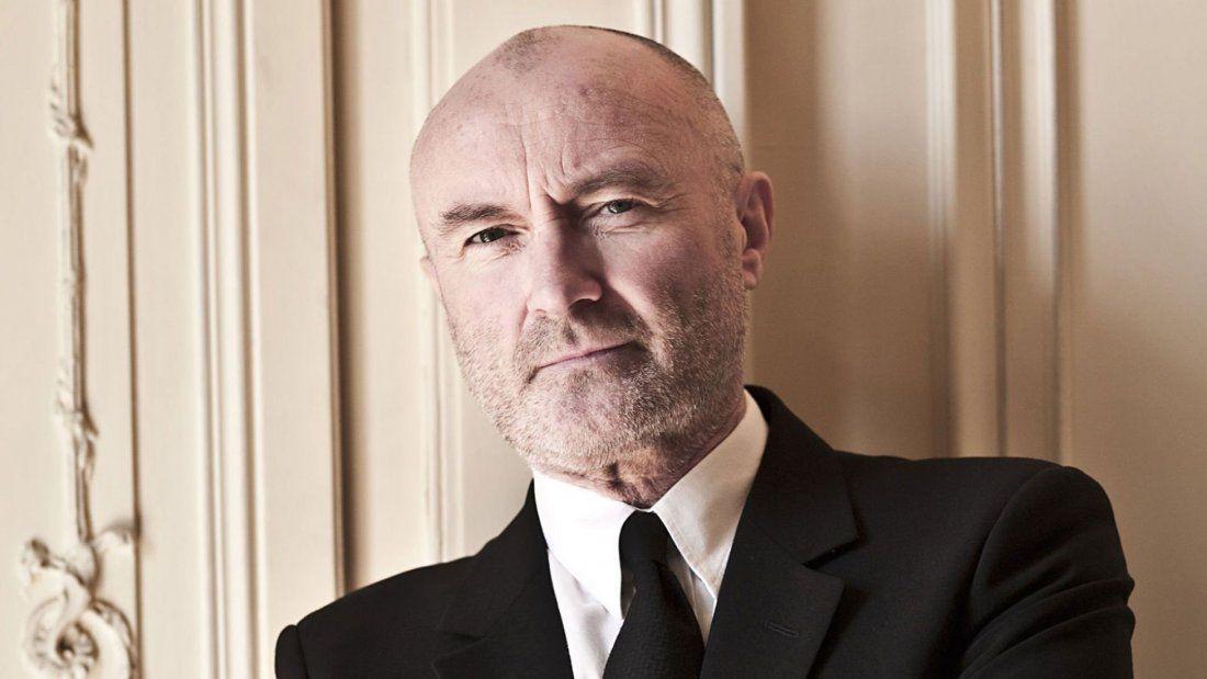 Phil Collins at Pepsi Center - Denver Denver CO