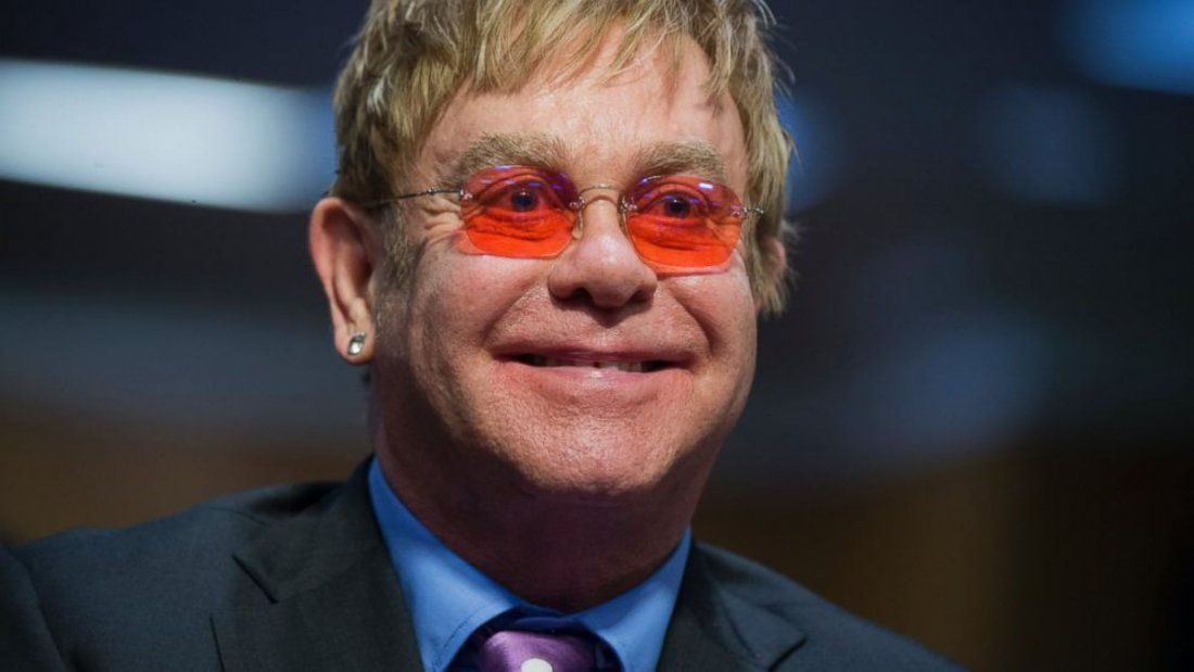 Elton John at Schleyerhalle Stuttgart BW