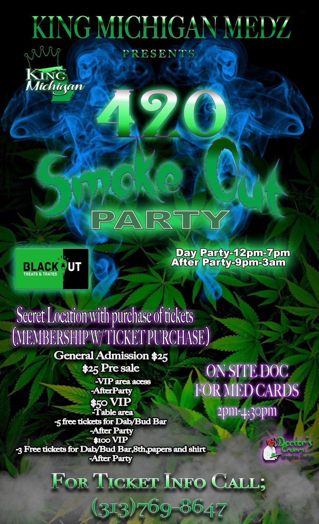 Annual 420 Events Tour