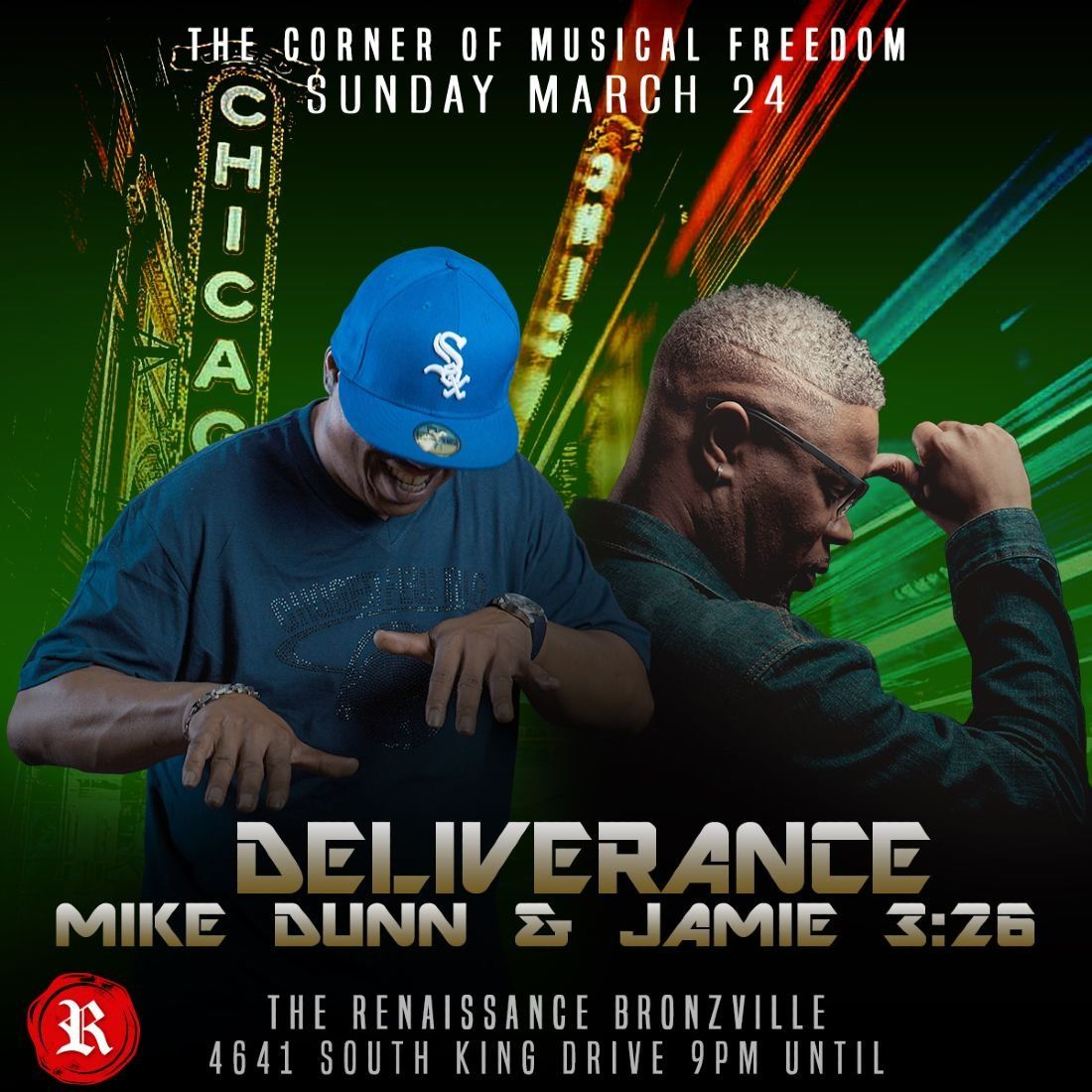 Deliverance w Mike Dunn & Jamie 326