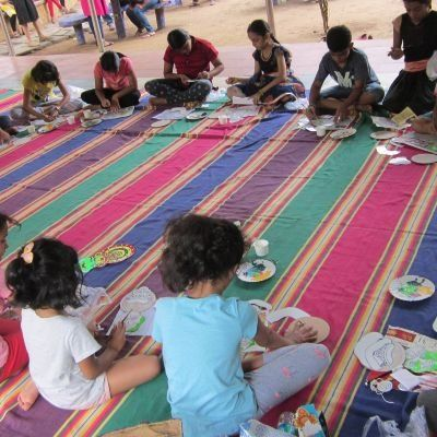 HOBBY ARTS SUMMER CAMP FOR WOMEN AND CHILDREN 2019