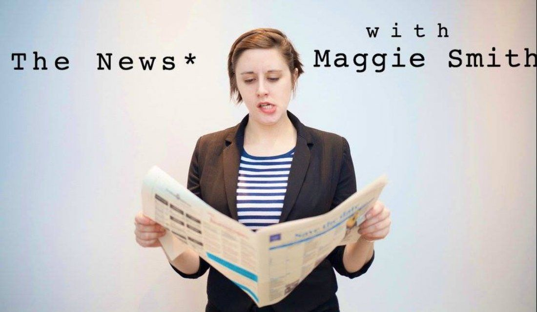 The News with Maggie Smith June Live Taping