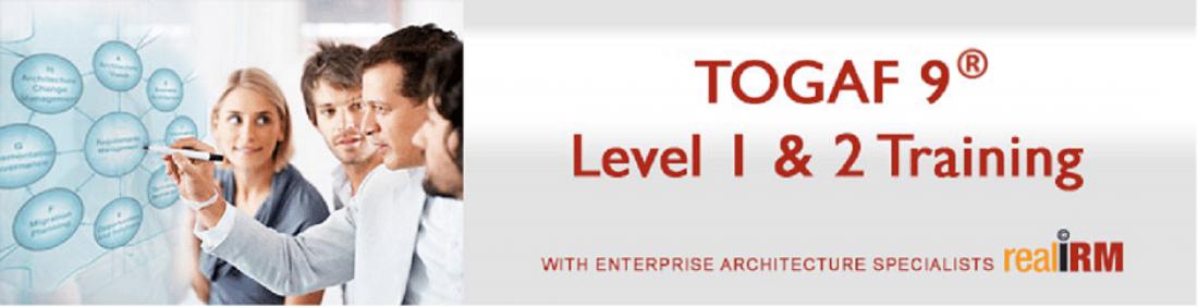 TOGAF 9 Level 1 & 2 Training