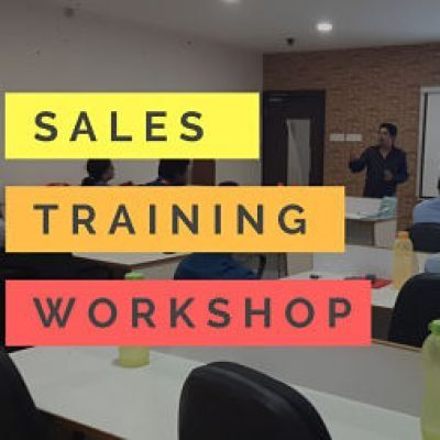 Authoritative Sales Training in Bangalore