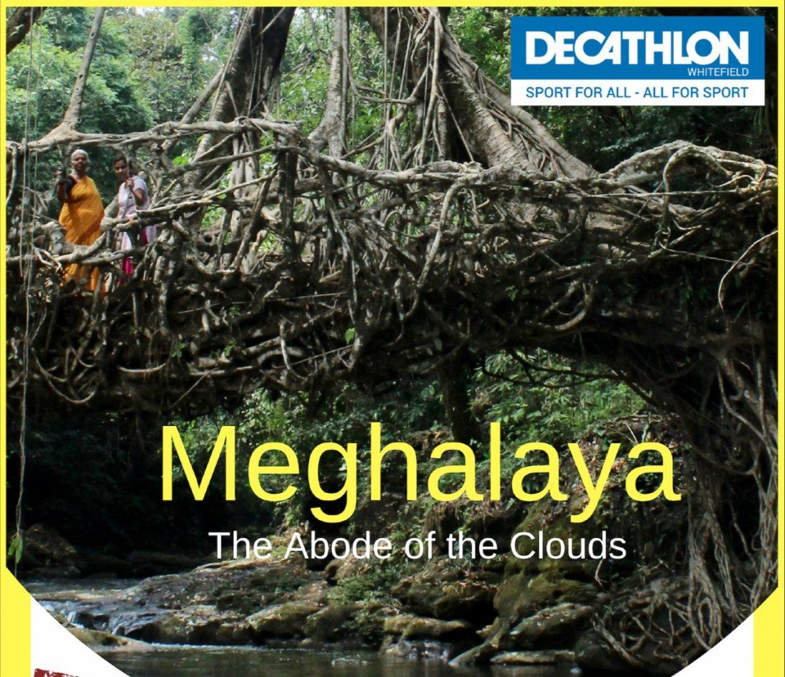 Best of Meghalaya-The Abode of the Clouds