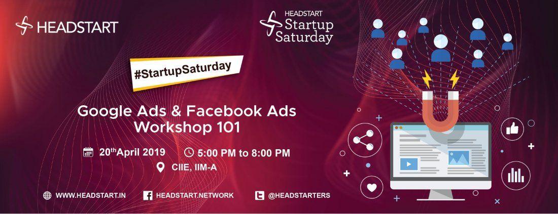 Google Ads & Facebook Ads Workshop 101