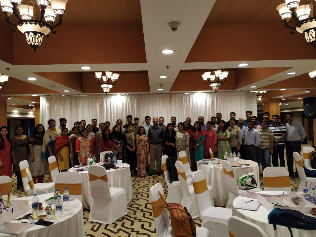 CSM Training In Hyderabad By CST Nanda Lankalapalli on 01-02 June 2019