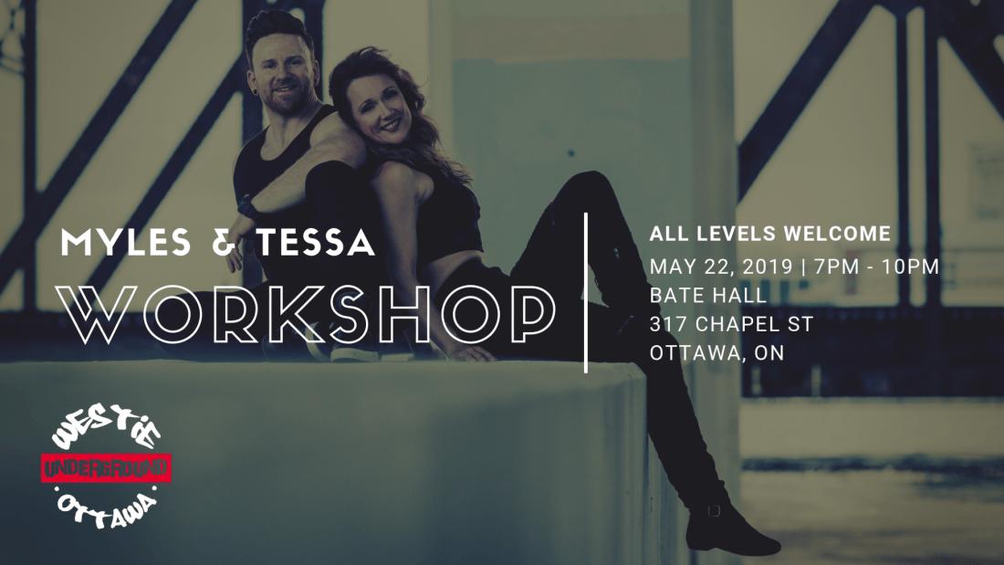 Myles & Tessa Workshop